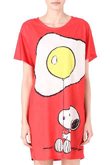 RODNIK X PEANUTS Egg Balloon jersey dress