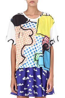 RODNIK X PEANUTS Lucy Pop Art t-shirt