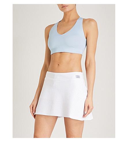 MONREAL LONDON Ace mesh skirt (White