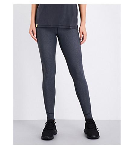 MONREAL LONDON Essential stretch-jersey leggings (Dandy+melange