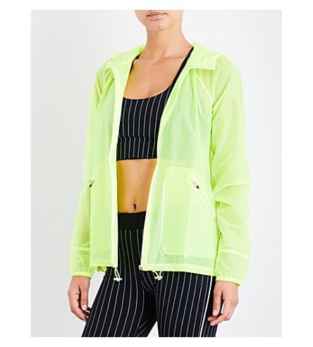 MONREAL LONDON Wave windbreaker jacket (Zing