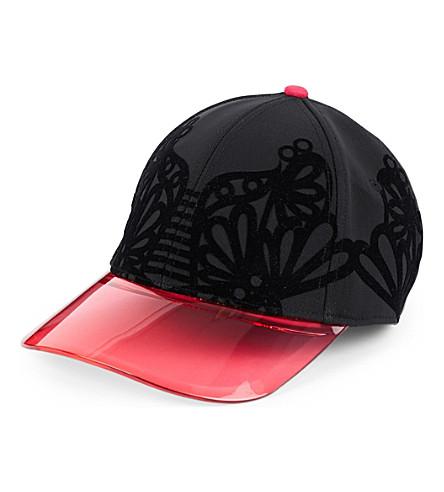 PUMA X SOPHIA WEBSTER Puma x Sophia Webster mesh cap (Puma+black-fiery+coral