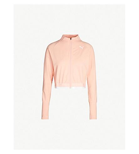 PUMA TZ soft sports jacket (Peach bud