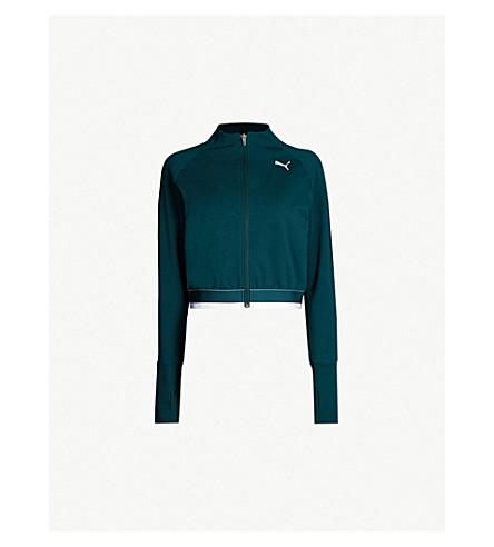 PUMA TZ soft sports jacket (Ponderosa pine