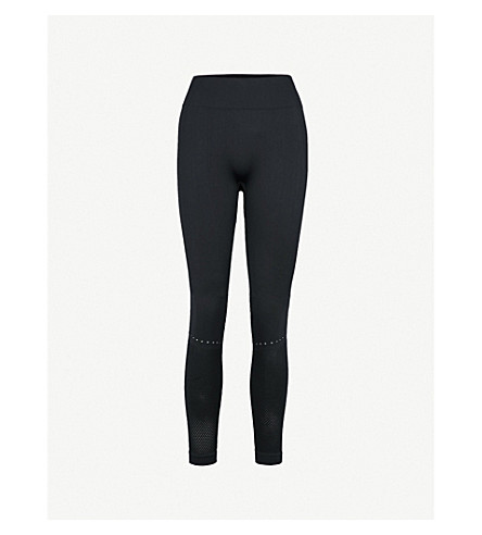 VARLEY Broadway stretch-jersey leggings (Black