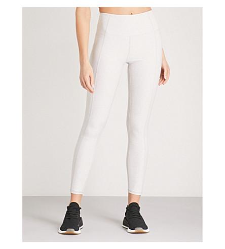VARLEY Hayden stretch-jersey leggings (Alabaster