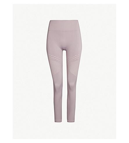 VARLEY Jill stretch-jersey leggings (Juniper