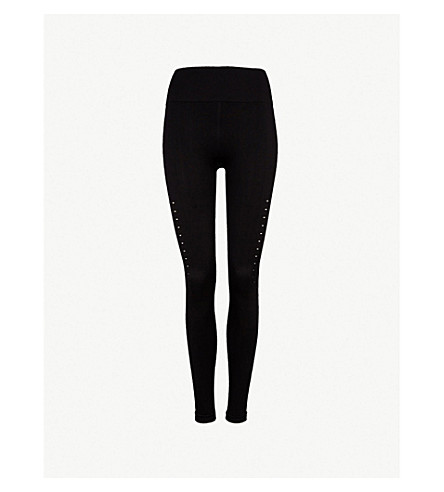 VARLEY Becky jersey leggings (Black