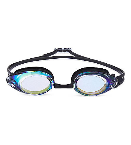 FINIS Bolt multi-mirrored racing goggles (Multi mirror