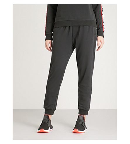 THE UPSIDE Star Bound cotton-blend jogging bottoms (Black