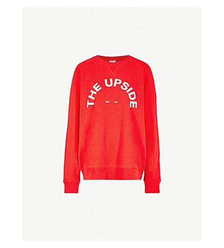 THE UPSIDE希德棉衫球衣 (红色