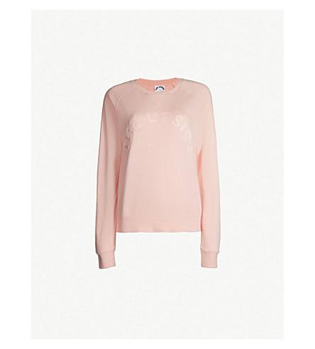 THE UPSIDE Bondi cotton sweatshirt (Rose qtz