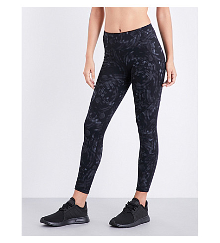 SWEATY BETTY Power 7/8 crepe leggings (Enso+print