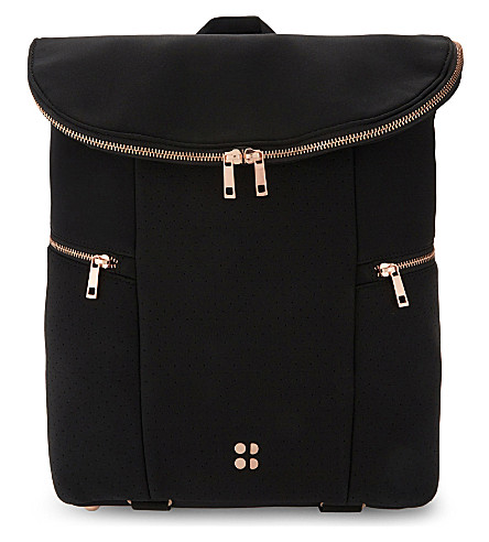 SWEATY BETTY All sport backpack (Black