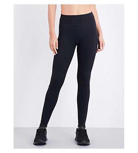 SWEATY BETTY Zero Gravity Run jersey leggings (Black