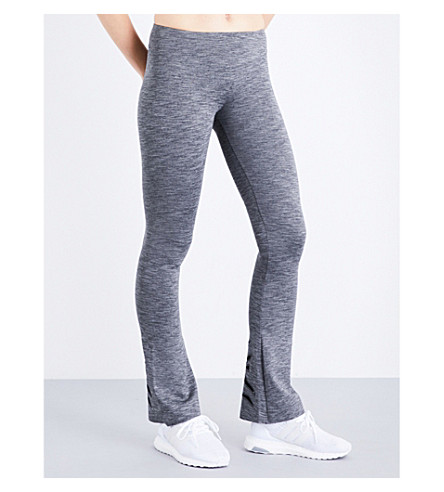 SAPOPA Vortice stretch-jersey leggings (Grey