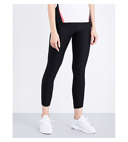 SAPOPA Lalla stretch-jersey leggings (Multicolor
