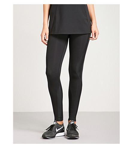 LNDR Limitless stretch-jersey leggings (Black