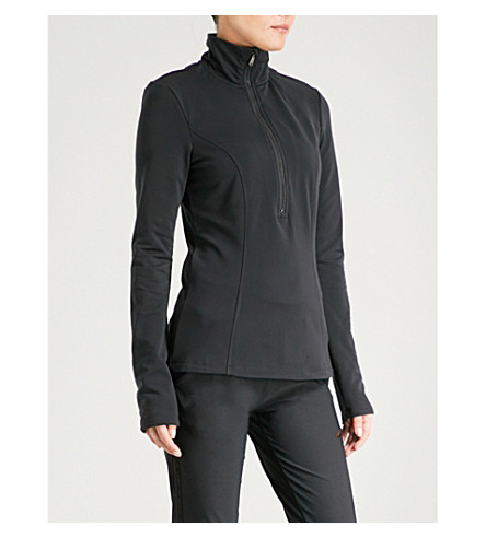GOLDBERGH Miyagi stretch-jersey ski top (Black