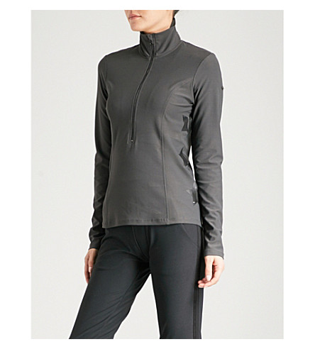 GOLDBERGH Haruko stretch-jersey ski top (Savanne