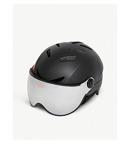 GOLDBERGH 天使遮阳滑雪头盔 (黑色