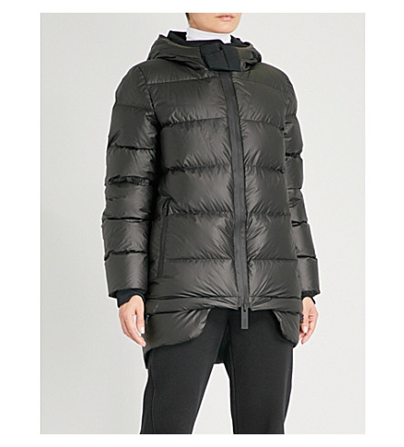 TEMPLA Membra shell-down ski jacket (Black