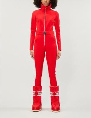 The Cordova stretch-woven ski suit