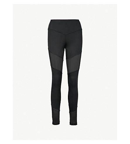 LURV Natural Forces stretch-jersey leggings (Black