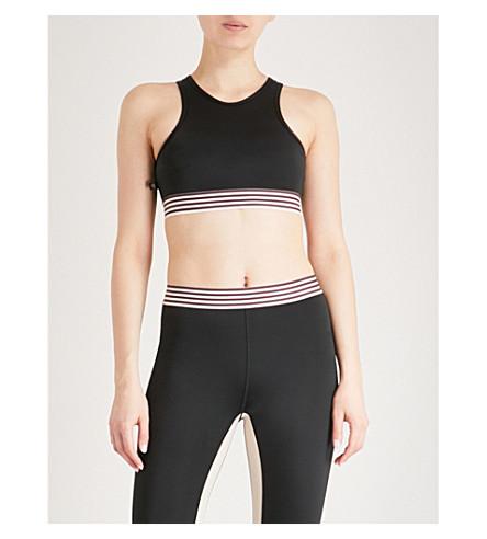 LURV Kinetic Energy sports bra (Black