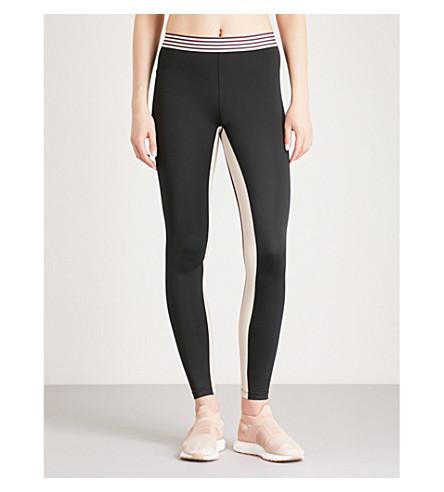 LURV Kinetic Energy stretch-jersey leggings (Black