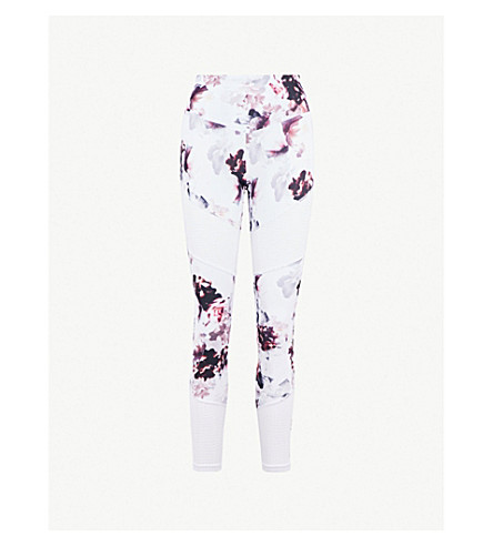 LURV Against The Elements stretch-jersey leggings (White