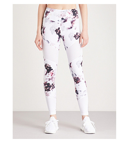 Against Leggings blancos Elements The LURV elásticos 1v664w8f