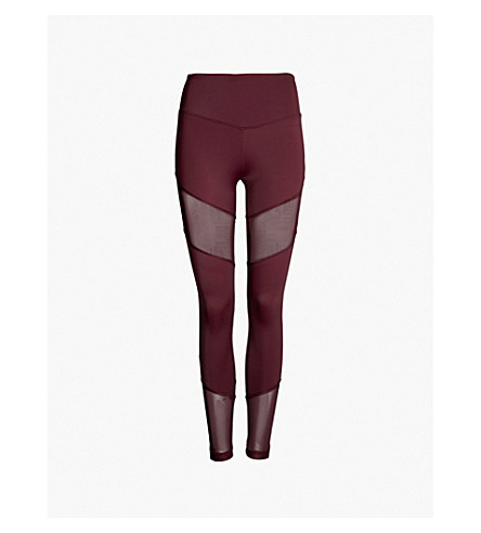 LURV Natural Forces stretch-jersey leggings (Fig