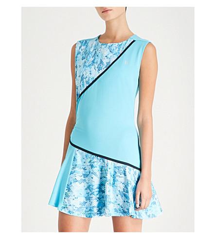 ELEVEN BY VENUS Triad stretch-jersey dress Atlanta Cheap Sale Visa Payment Original Visa Payment Sale Online Get To Buy Sale Online p4nQIHZ
