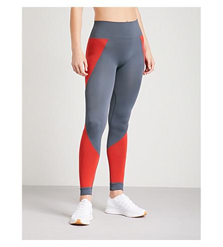 Leggings Gris de rojo LAAIN de Masha jersey stretch PrwFqvP