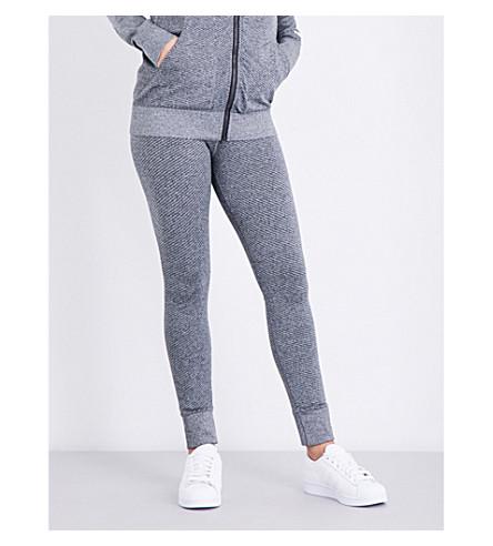ADIDAS ORIGINALS Originals x Reigning Champ knitted leggings (Dark+grey+heather