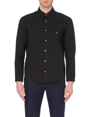OPENING CEREMONY Cotton-piqué regular-fit shirt