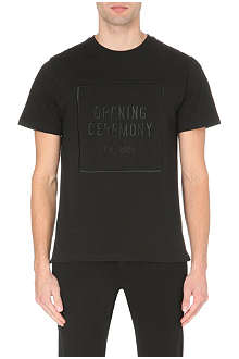 OPENING CEREMONY Logo t-shirt
