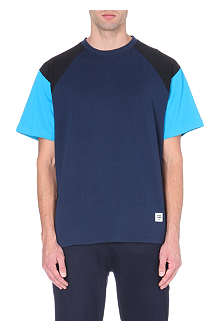 OPENING CEREMONY Colour-block t-shirt