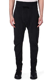 HELMUT LANG French terry jogging bottoms