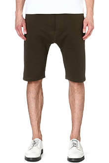 HELMUT LANG French Terry sweat shorts