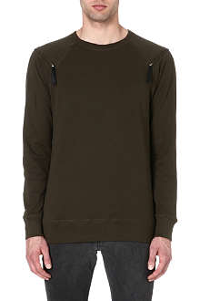 HELMUT LANG French Terry sweatshirt