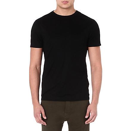 HELMUT LANG Mercer jersey t-shirt (Black