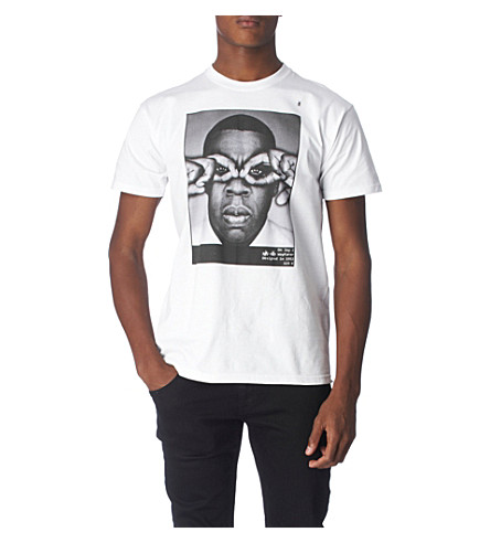 HYPE MEANS NOTHING Jay–Z t–shirt (White