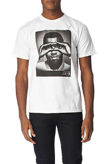 HYPE MEANS NOTHING Kanye West t–shirt
