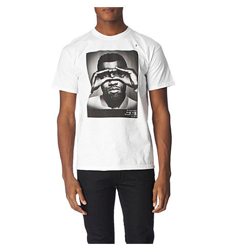 HYPE MEANS NOTHING Kanye West t–shirt (White