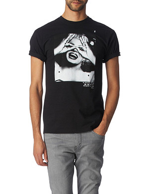 HYPE MEANS NOTHING Marilyn t-shirt