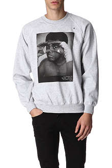 HYPE MEANS NOTHING Muhammad Ali sweatshirt