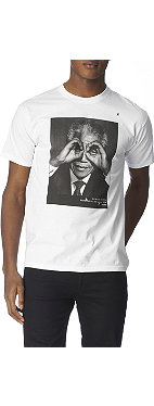 HYPE MEANS NOTHING Nelson Mandela t–shirt