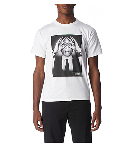 HYPE MEANS NOTHING Pharrell Williams t–shirt (White